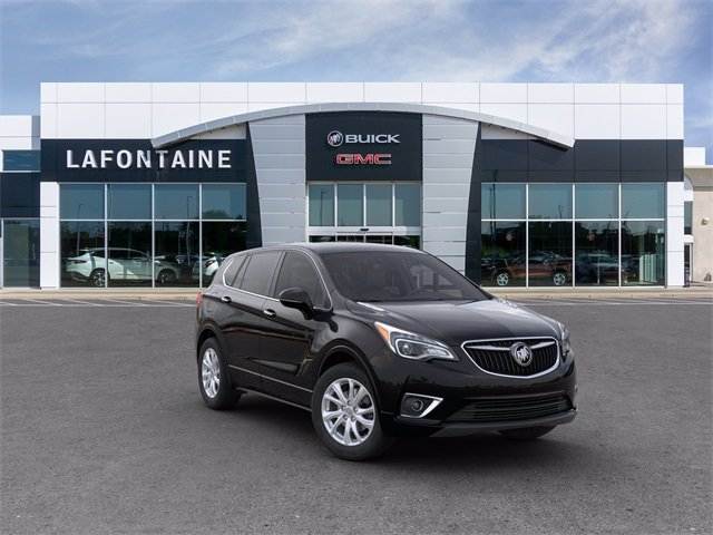New 2020 Buick Envision Preferred Group FRONT WHEEL DRIVE SUV