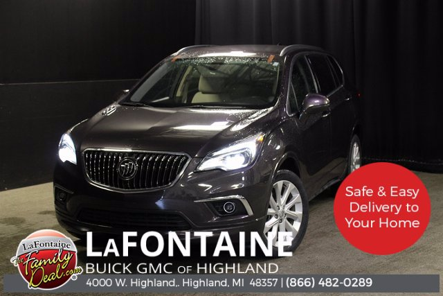 2017 Buick Envision Others