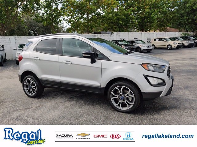 Pre-Owned 2020 Ford EcoSport