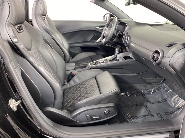 Pre-Owned 2017 Audi TT Roadster
