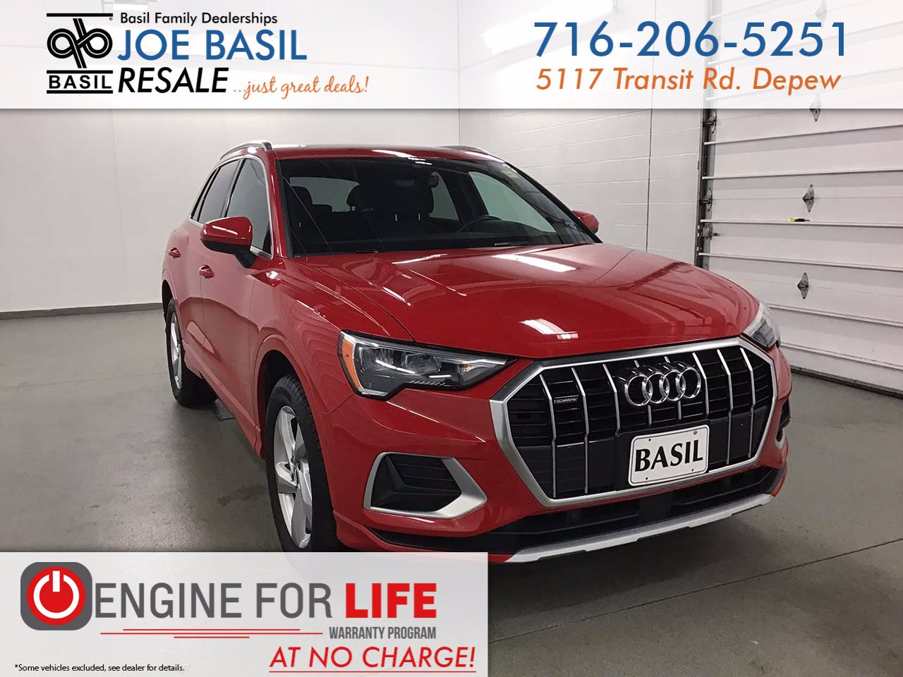 Pre-Owned 2019 Audi Q3