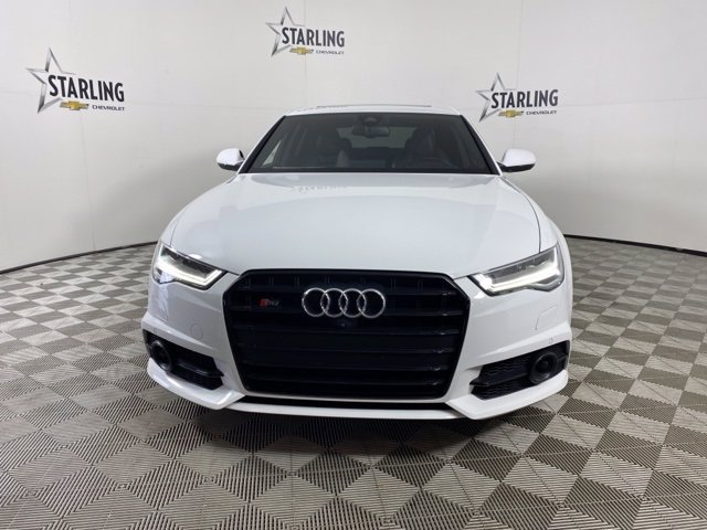 Pre-Owned 2017 Audi S6