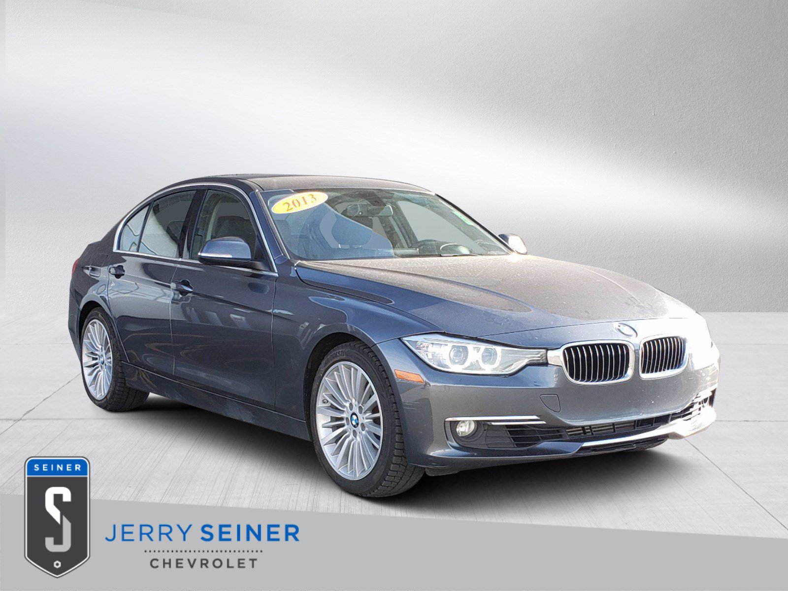 Pre-Owned 2013 BMW 3 Series