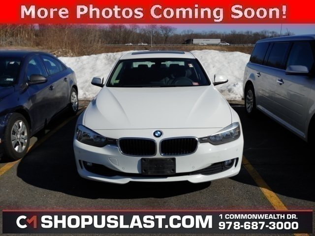 Pre-Owned 2014 BMW 3 Series All Wheel Drive Sedan 4 Dr.