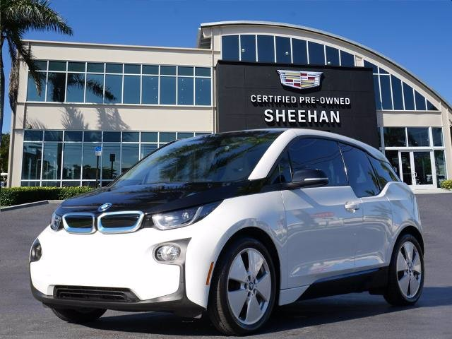 Pre-Owned 2016 BMW i3 Rear Wheel Drive Hatchback 4 Dr.