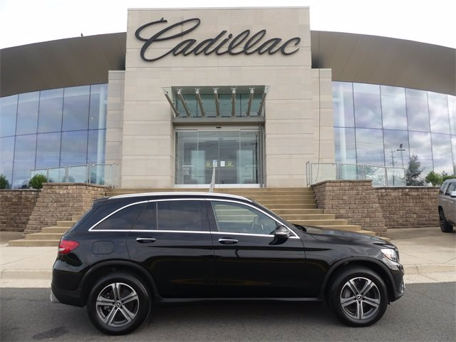 Pre-Owned 2018 Mercedes-Benz GLC SUV