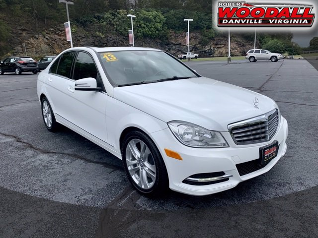 Pre-Owned 2013 Mercedes-Benz C-Class NA Sedan