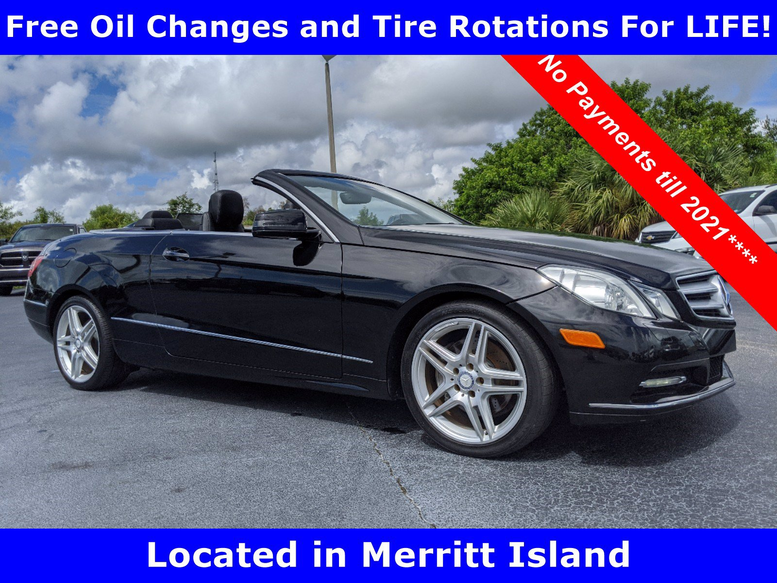 Pre-Owned 2011 Mercedes-Benz E-Class E 350 REAR_WHEEL_DRIVE Convertible