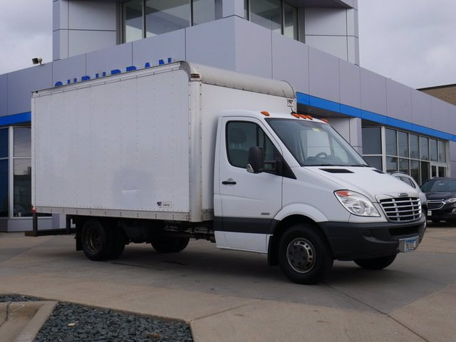 2012 Freightliner SPRINTER 3500 CHASSIS