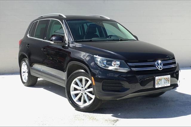 2017 Volkswagen Tiguan