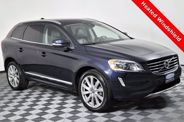 Pre-Owned 2017 Volvo XC60 Inscription Wagon 4 Dr.