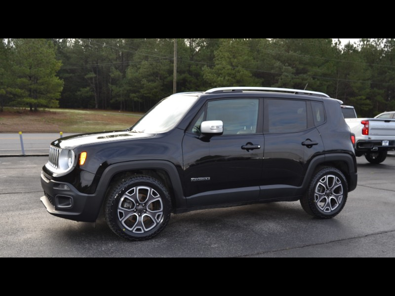 Pre-Owned 2016 Jeep Renegade Wagon 4 Dr.